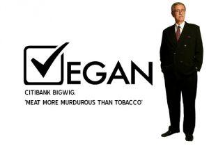Phillip Wollen, Citibank Vice President, Vegan Activist, Philantrapist